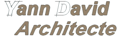 Logo de Yann David Architecte